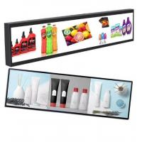 "Stretched Bar LCD Panel 28"" With Android / Windows Operating System Manufactures"