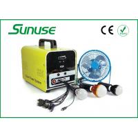 portable 50W residential solar power systems with Overloading protection ROHS Manufactures