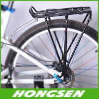 Mountain bike Cycling accessories Alloy V-Brake Rear Bag Pannier Rack Carrier Manufactures