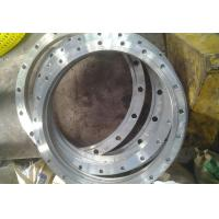 316L 304 Stainless Steel Welding Neck Flanges / WN Flange Water and Chemical
