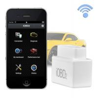 Iobd2 Wifi Iphone / Android Car Code Scanner For Obd2/Eobd Compliant Cars
