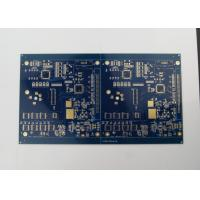 High Tg Rigid PCB Board with ENIG Finish Thick Gold , Printing Circuit Board Manufactures