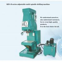 China China High Speed Multi Spindle Hole Drilling Machine,multi spindle drilling machine,drilling and tapping function on sale