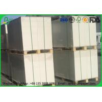 GC1 GC2 FBB Bristol Ivory Board Paper One Side Coated For Paper Box / Handbags Manufactures