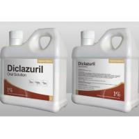 0.5% 2.5% Diclazuril Solution , High Effective Coccidiostat For Poultry Manufactures