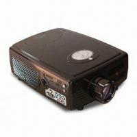 China HD Ready Projector with 5-inch LCD Technology, 2,300lm Brightness, Built-in TV Tuner and Speaker on sale