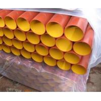 Hubless Cast Iron drainage Pipe BS EN877 DIN19522 ISO6594 ASTM A888 Manufactures