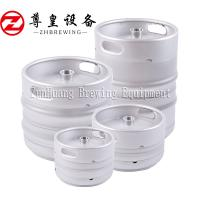 20l / 30l / 50l Beer Keg Machine Stainless Steel Material 0.15 - 0.3Mpa Pressure Manufactures