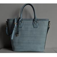 China Top Quality PU Leather hand Bag Fashion Blue ladies Bag Leather Women Shoulderbag OEM on sale
