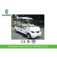 48V Adult Electric Recreational Vehicles With Vacuum Tire / 4 Wheel Electric Car Manufactures