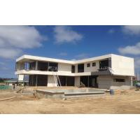 China Light Steel Frame House , Two Floors , Three or Four Bedrooms Villa wholesale