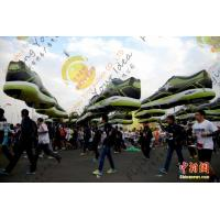 Quality Fire Retardant Balloon Backpack , Openning Events Inflatable Helium Balloon for sale