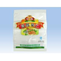 Dried Nut Pouch Plastic Food Packaging Bags With Hang Hole / Zipper Manufactures