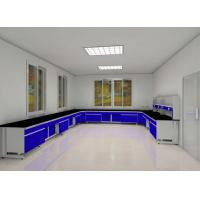 All steel lab workbench ,All steel lab side bench ,All steel centre lab bench Manufactures