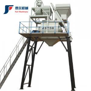 China Automatic Concrete Mixer Machine FM-JS750 Water Pump For Construction on sale