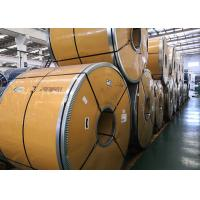 200 Series Stainless Steel Sheet Coil 2B BA Hairline 0.5 - 2.0mm Thickness Manufactures