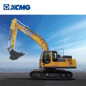 0.91m3 Bucket capacity XCMG 21 ton Hydraulic Crawler Excavator XE210C with ISUZU engine Manufactures