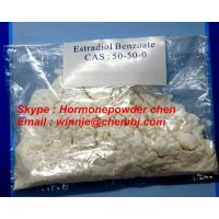 Almost white crystalline powder or colourless crystals EB powder Estradiol benzoate 99% for Female Sex enhance Manufactures