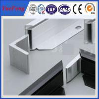 Anodized Aluminium Profile For Solar Panel Frame Manufactures