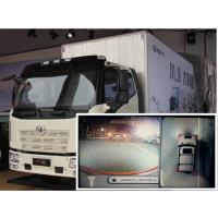 Quality 360 Degree Camera Surround View  Lorry Car Reversing Camera  With 4 channel DVR, Safety Driving Assistant for sale