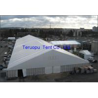 Heavy Duty Frame Trade Show Tent Waterproof Customized Color And Size Manufactures