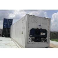 China Second Hand Reefer Containers For Sale12.2m Length 40 Feet Reefer Container on sale