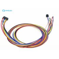 China Micro Fit Plug Connector Wiring Harness Pressing / Soldering Types Processing Ways on sale
