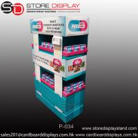 Buy cheap High Quality Corrugated Cardboard Pallet Display For Commodity from wholesalers