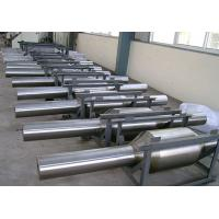 Large Press Forged Alloy Steel Stabilizer Forging / Reamer Forging For Downhole Drilling Manufactures