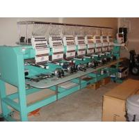 Two Heads Computerized Cap Embroidery Machine Manufactures