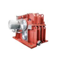 Parallel Shaft Mounted Speed Reducer Gearbox / Cast Steel Standard 90 Degree Gearbox Manufactures