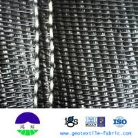 China High Filtration PP Woven Geotextile Filter Fabric on sale
