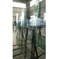 China CUT, DRILL GLASS,GREEN HOUSE GLASS, TEMPERED GLASS SHOW CASE, 15mm, 12mm, 19mm, 1830*2440 mm, SWIMMING POOL FENCES on sale