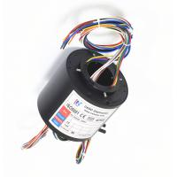 Bore 50mm Middle Size Electrical Slip Rings Industrial For Construction Engineering Manufactures