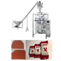 Chilli Powder Automated Packing Machine / Singhara Nut Starch Packing Machine Manufactures
