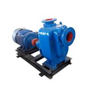 factory price Diesel Engine 2/3/4/6/8/10/12 inch electric motor powered self priming trash pump Manufactures