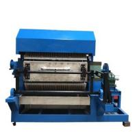 Rotary Pulp Egg Tray Making Machine , Fast Automatic Paper Cup Machine Manufactures