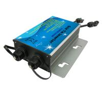 IP65 waterproof 24-45v 220v 200w pure sine wave inverter for 250w solar panel with communication Manufactures
