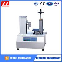 Footwear Adhesive Tester For Adhensive Strength Between The Shoe Soles And All Side Manufactures