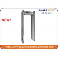 China high sensitivity 18 Zones Walk Through Metal Detectors With Infrared Remoter Control wholesale