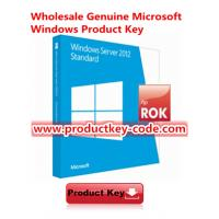 Windows Server Product Key Code for Windows Server 2012 Standard HP ROK 2CPU/VM OEM Activation Key Manufactures