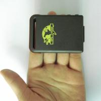 SIRF3 Chip Mini GPS Tracking Device With Li - Ion Battery Manufactures