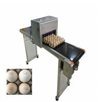 Buy cheap 12V Automatic Batch Printing MachineSix Cartridge Can Print 1200,000 Eggs from wholesalers