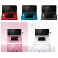 Nintendo 3DS Handheld game console Manufactures