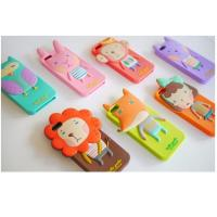 China Loverly Soft 3D lovely romane hellogeeks silicone case for iPhone 4 4S on sale