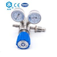 Durable Stainless Steel Pressure Regulator 0~250 Psig Outlet Pressure For Laboratory for sale