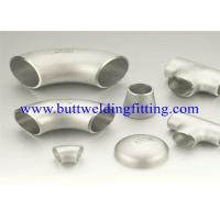 """Stainless Steel 904L But Weld Fittings  NO8904 / 1.4539 1""""  8""""  24""""  SCH10S SCH40S SCH80S ASME B 16.9 Manufactures"""