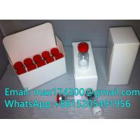 China PT-141 10mg / Vial HGH Human Growth Hormone HGH Raw Powder 99.8% purity PT-141 from trusted supplier on sale