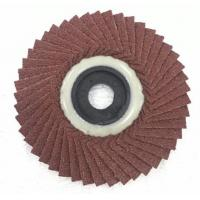GRINDING WHEELS-TYPE 27 Abrasive Blaze R980P CA Coarse Grit Center Mount Plastic Flat Flap Disc Manufactures