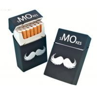 China Promotional Printed Logo Silicone Rubber Cover , Silicone Cigarette Box Pack Cover on sale